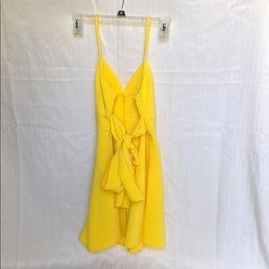 Lovely Day Dresses - Yellow sundress💜
